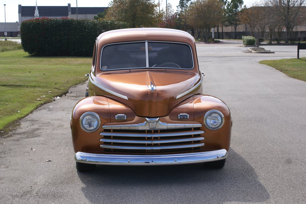 1946 Ford Business Coupe For Sale The H A M B