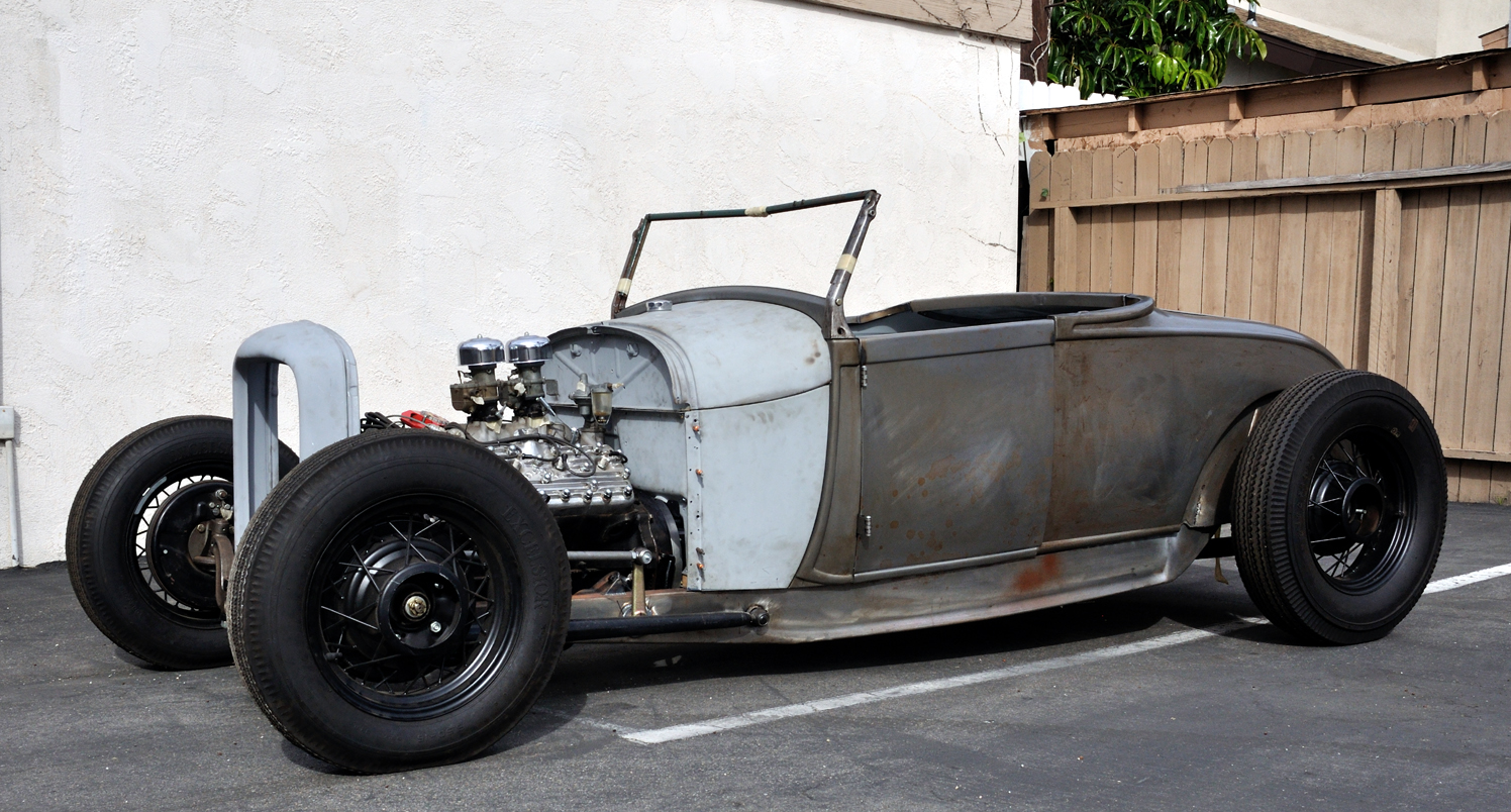 A-V8 1929 Roadster for sale. SOLD! | The H.A.M.B.