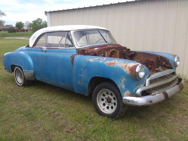 52 chevy 1952 two door hardtop 49 50 51 1949 1950 for 1950 chevrolet 2 door hardtop