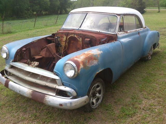 52 chevy 1952 two door hardtop 49 50 51 1949 1950 for 1950 chevy 2 door hardtop