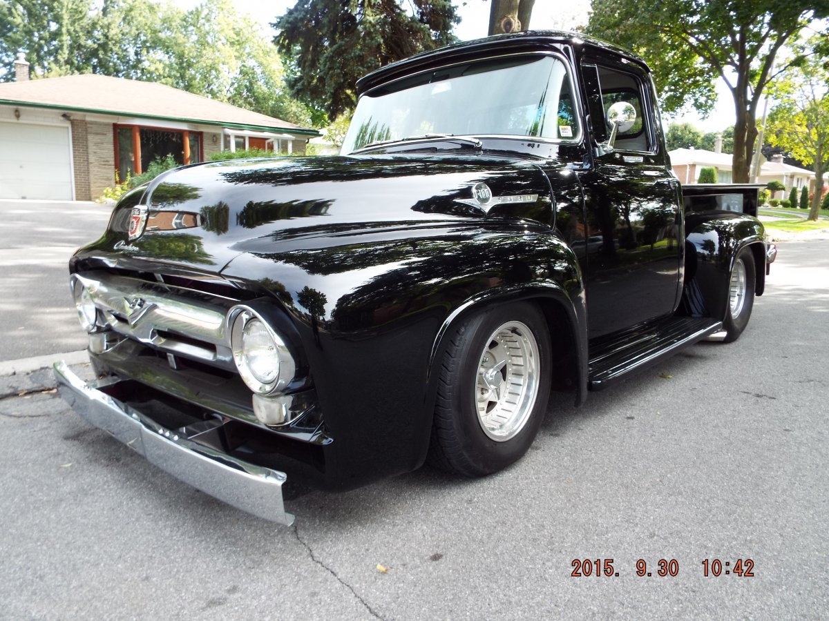 1956 Ford Pick Up, Pro-Touring, Pro-Street, Show Truck SOLD | The ...