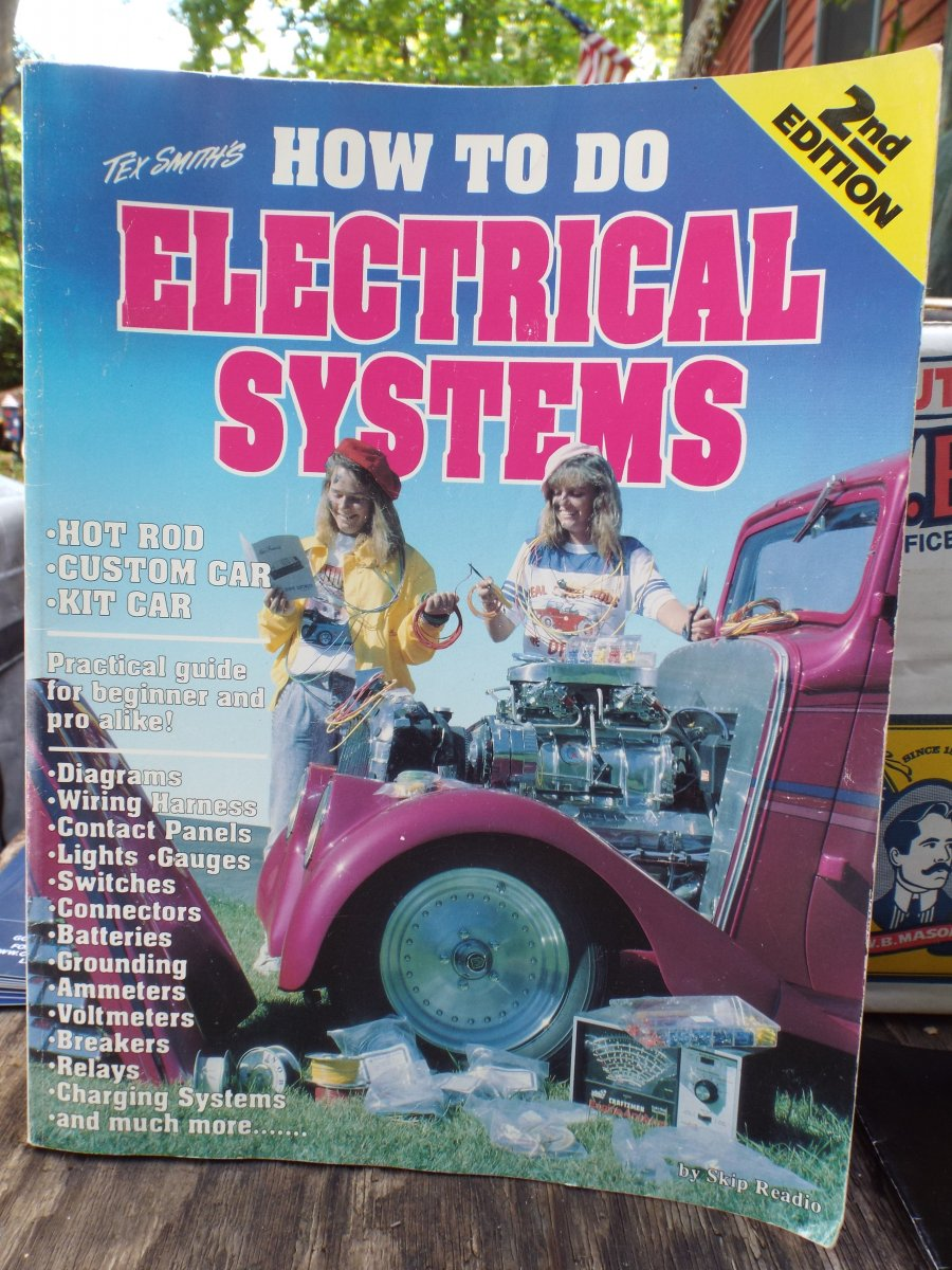 Technical - Wiring Book | The H.A.M.B.