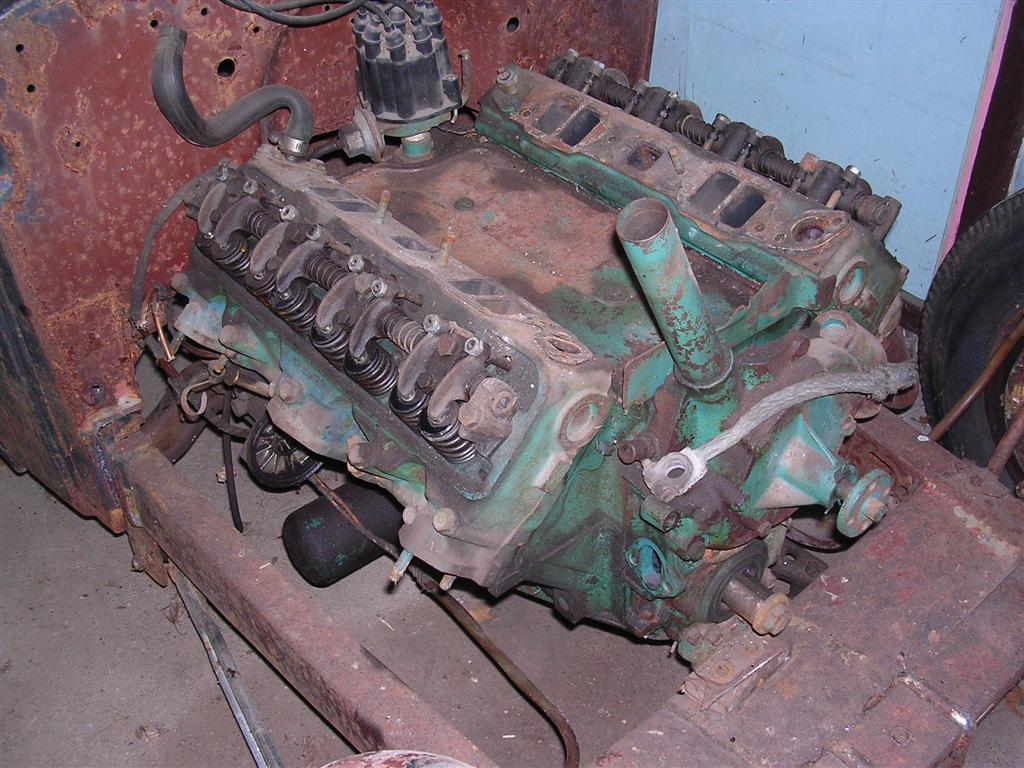 371 Oldsmobile Engine For Sale