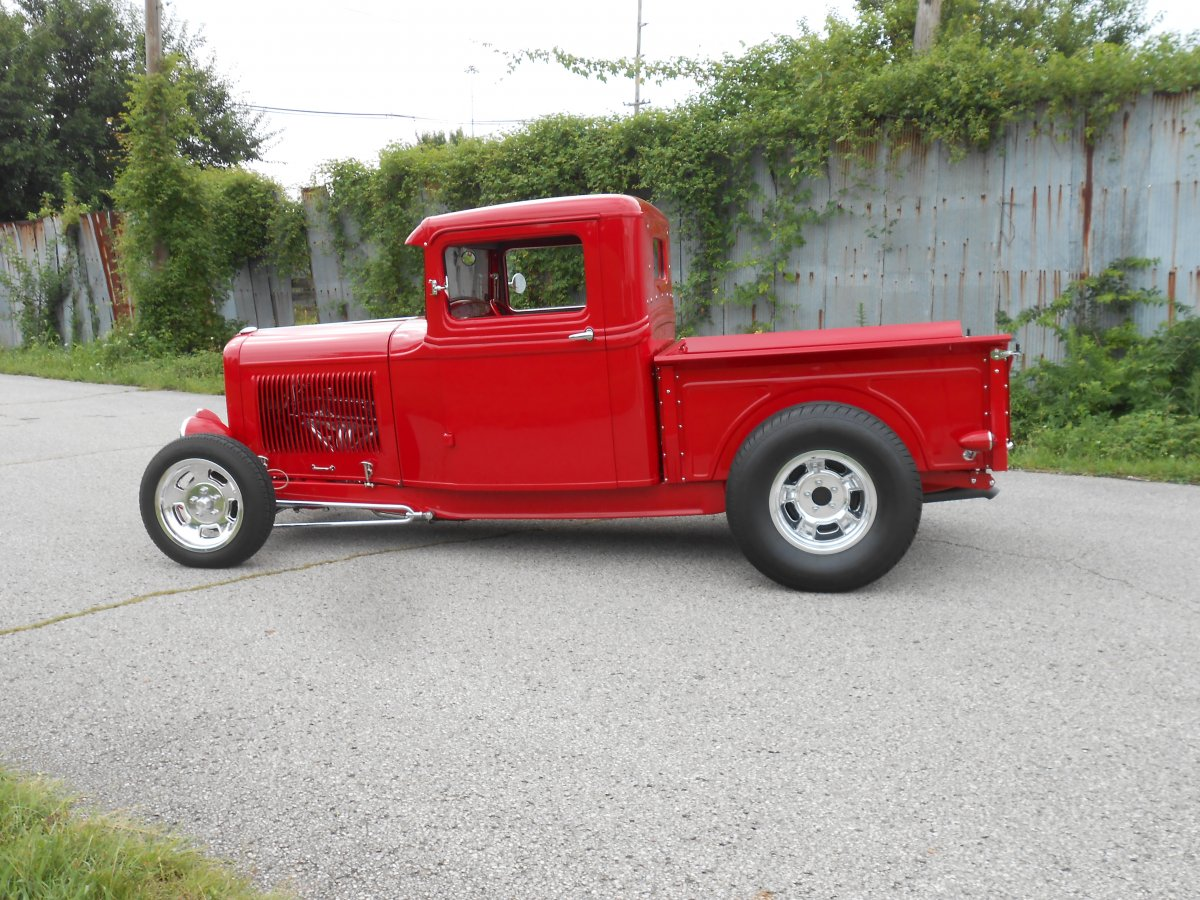 1932 ford pickup ,PRICE DROP, 52,500 | The H.A.M.B.