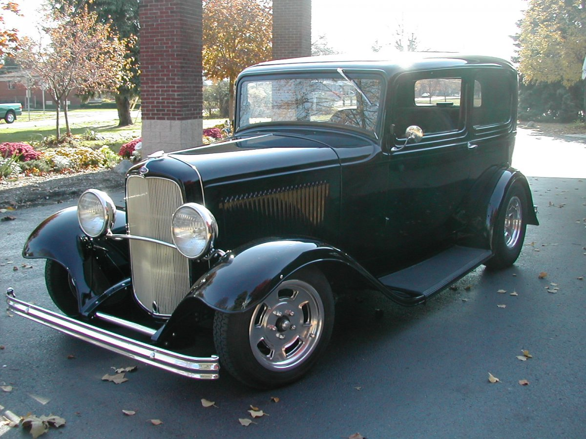 1932 FORD TUDOR - SOLD! | The H.A.M.B.