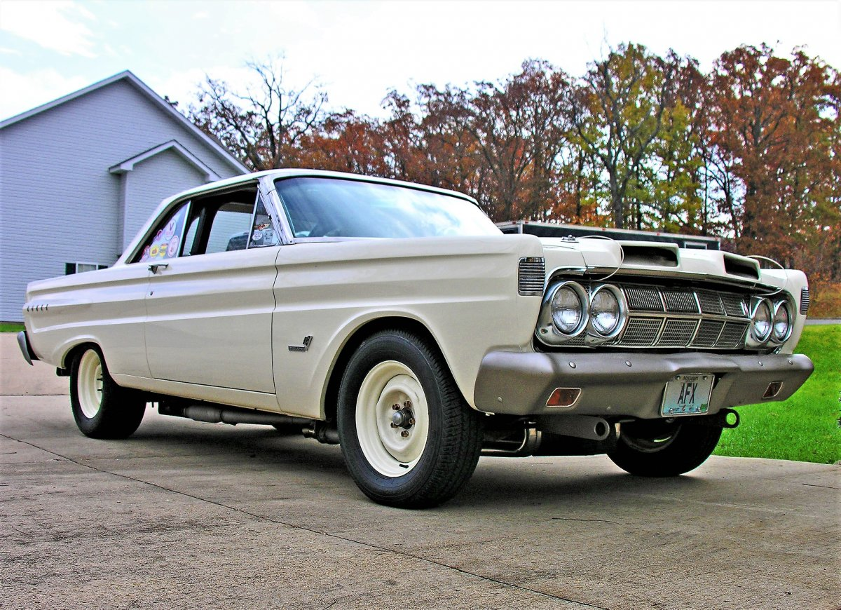 For Sale: 1964 Comet Cyclone-- CAR HAS SOLD AS OF 7/12/19