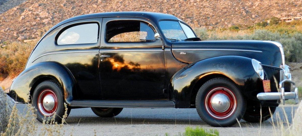 1940 Ford Tudor Standard Sedan Vintage Street Rod For Sale | The ...