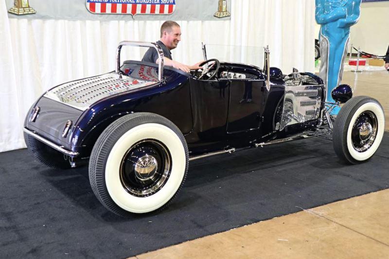 Dustin 'Dusty' Smith's 1926 Ford Roadster (by Brian Brennan) (1).jpg