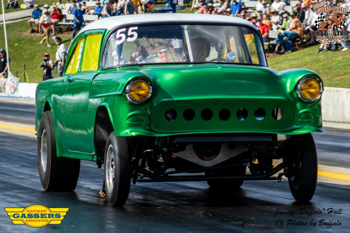 Projects - 1955 Chevy Southeast Gassers Build | Page 19