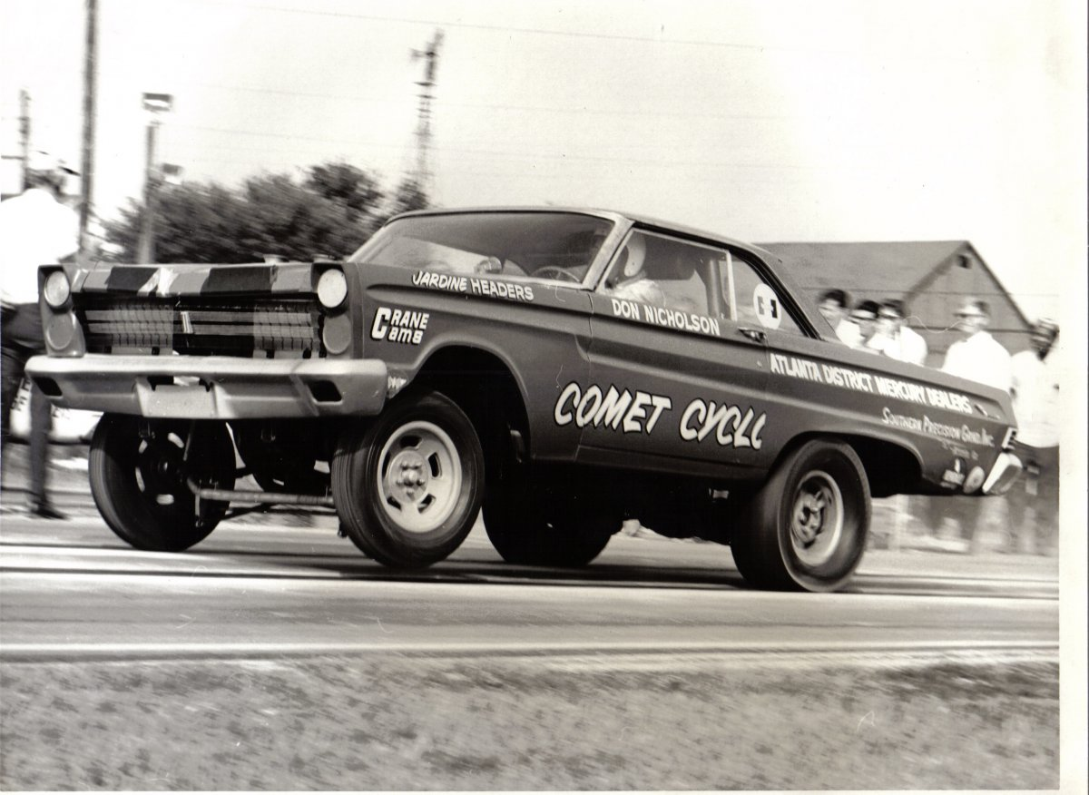 History - 64/65 Comets old drag cars lets see pictures | Page 290 ...