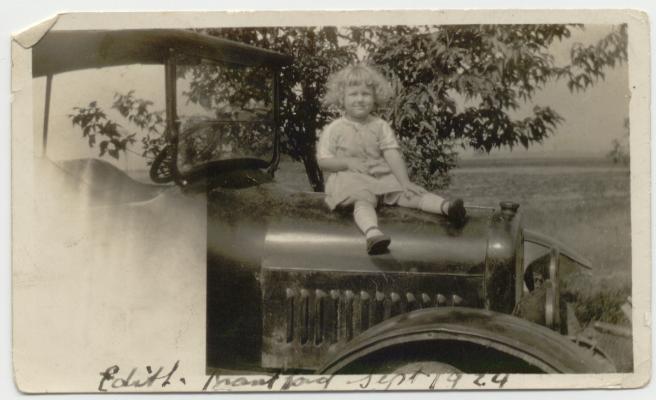 Edyth Maxted  2years 4 months old 1919 Gray Dort.jpg