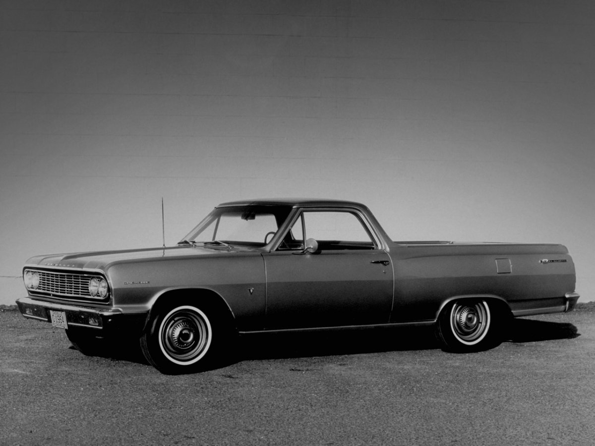 el_camino 1964 283 El Camino Promotional Photo.jpg
