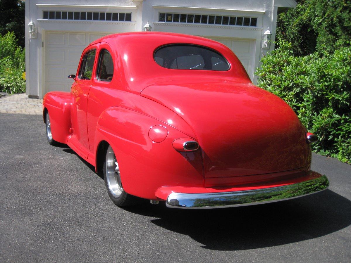 Eldorado and 1947 Ford cpe._022.JPG