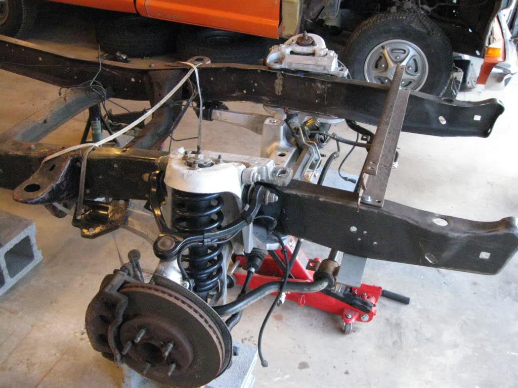 Hot Rods - Helix corner killer suspension   The H A M B