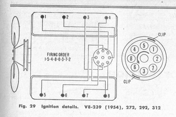1954 ford f100 wiring diagram