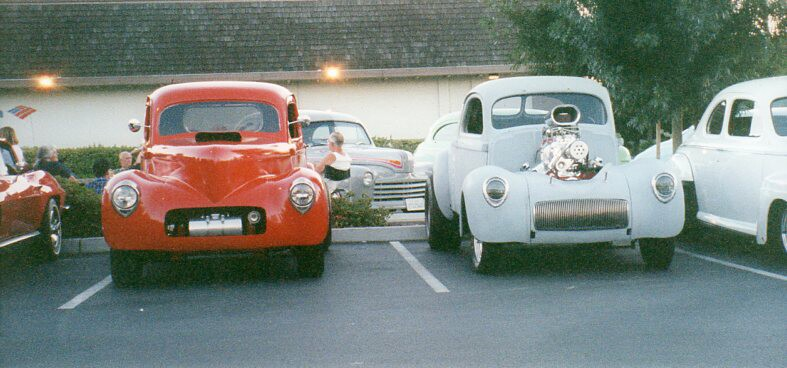 First car gathering for coupe 1996.jpg