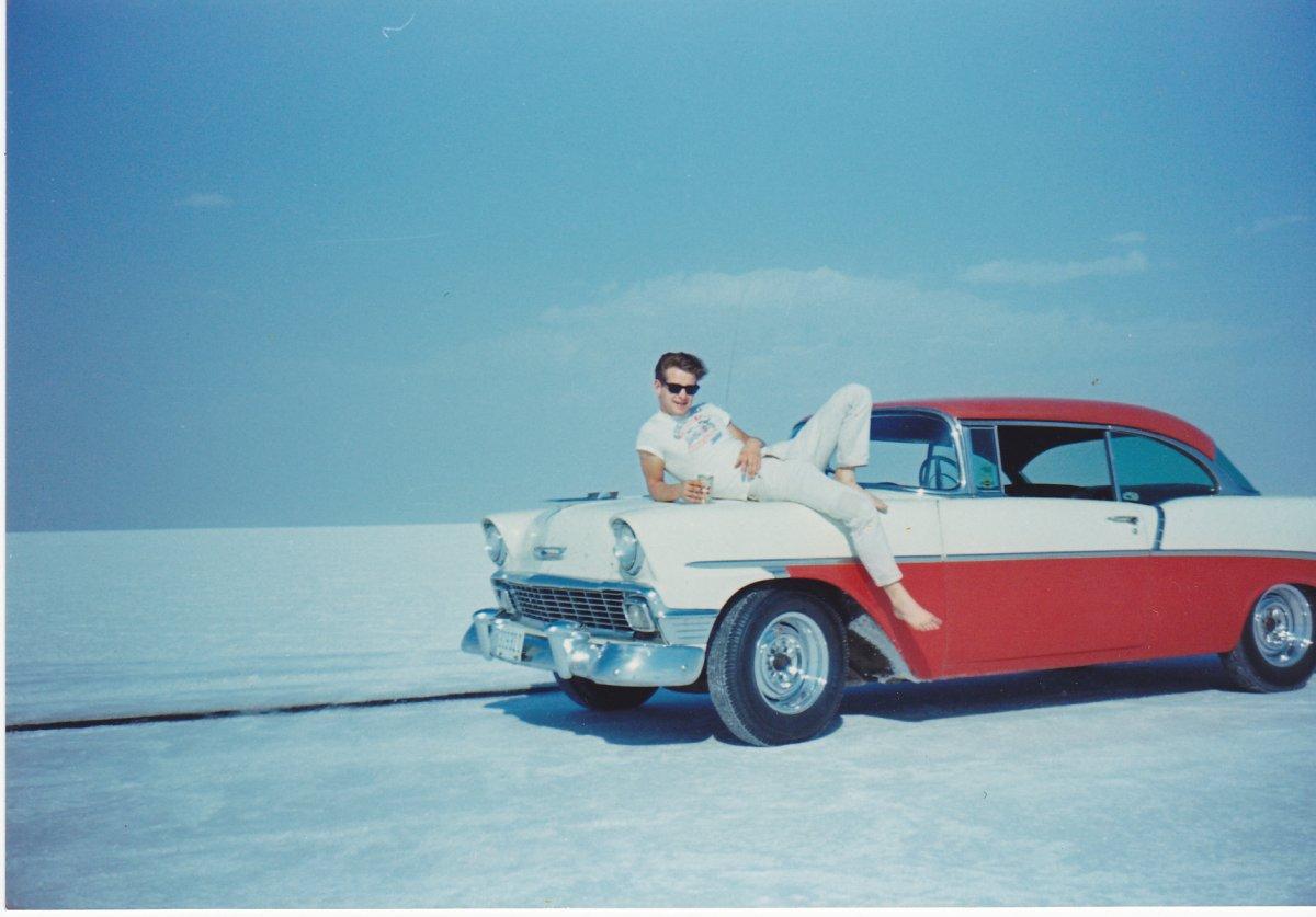First Trip to Bonneville 1964.jpg