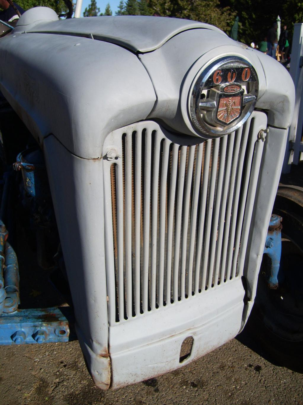 FORD 600 Tractor Grille @ High Hill Ranch.jpg