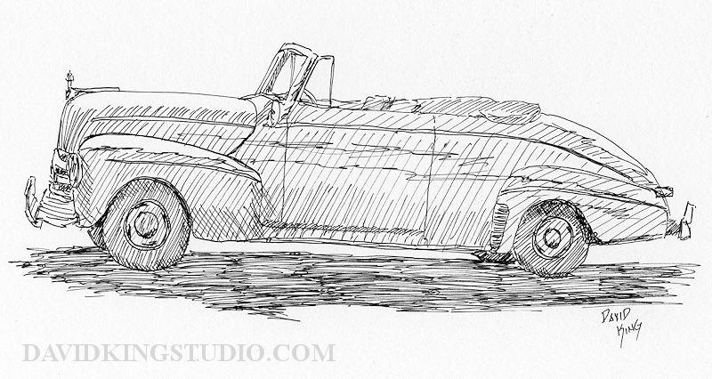 ford convertible pen sketch.jpg