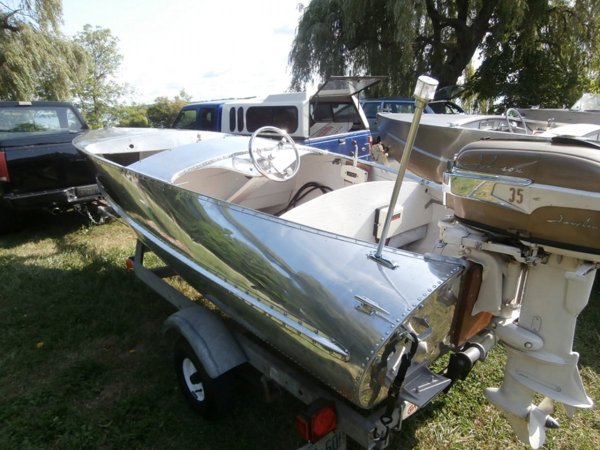 Vintage Speed Boats | Page 29 | The H A M B
