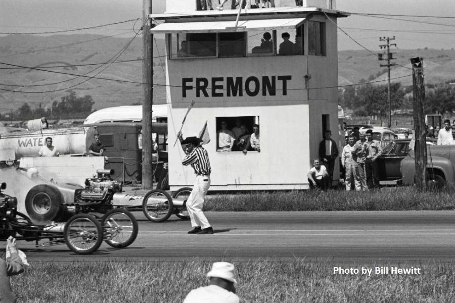 Fremont Drags - 1961 by Bill Hewitt fizler.jpg