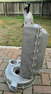 Fronty oil pan - Model A trans 1.jpg