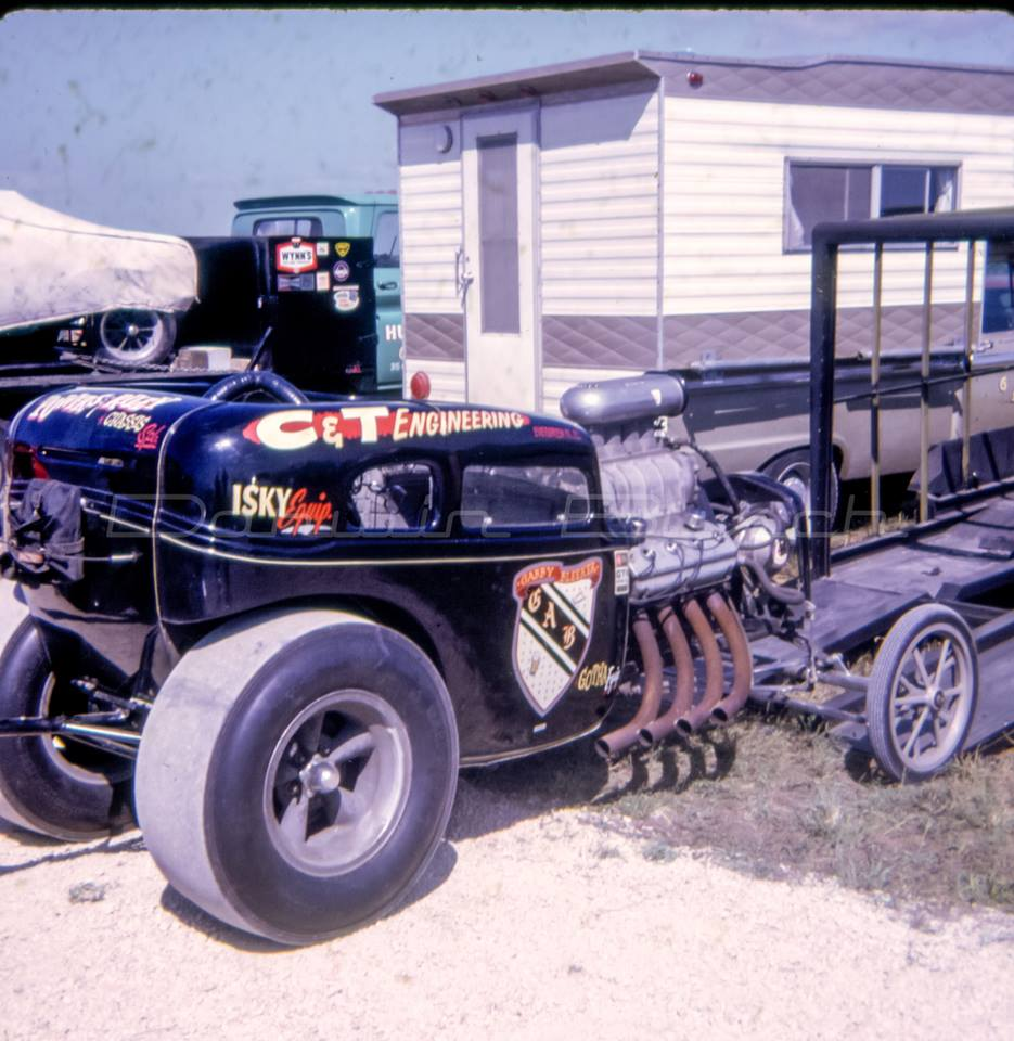 Hot Rods The Altered Thread Page 38 The H A M B