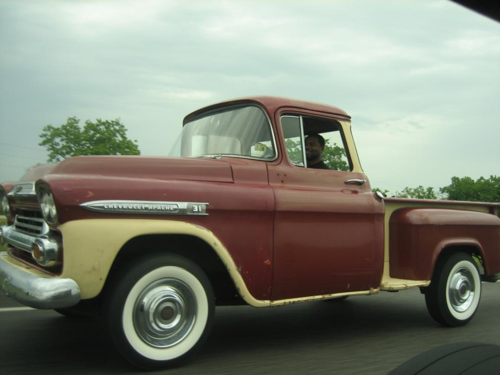 58-59 Chevy truck on S-10 chassis? | The H.A.M.B.