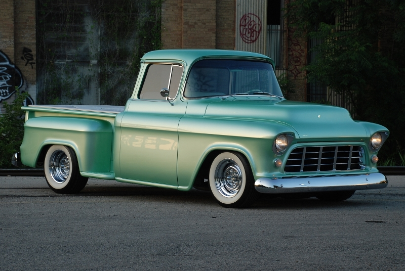Gary Howard - 1955 Chevy Truck (owner James Austin).jpg