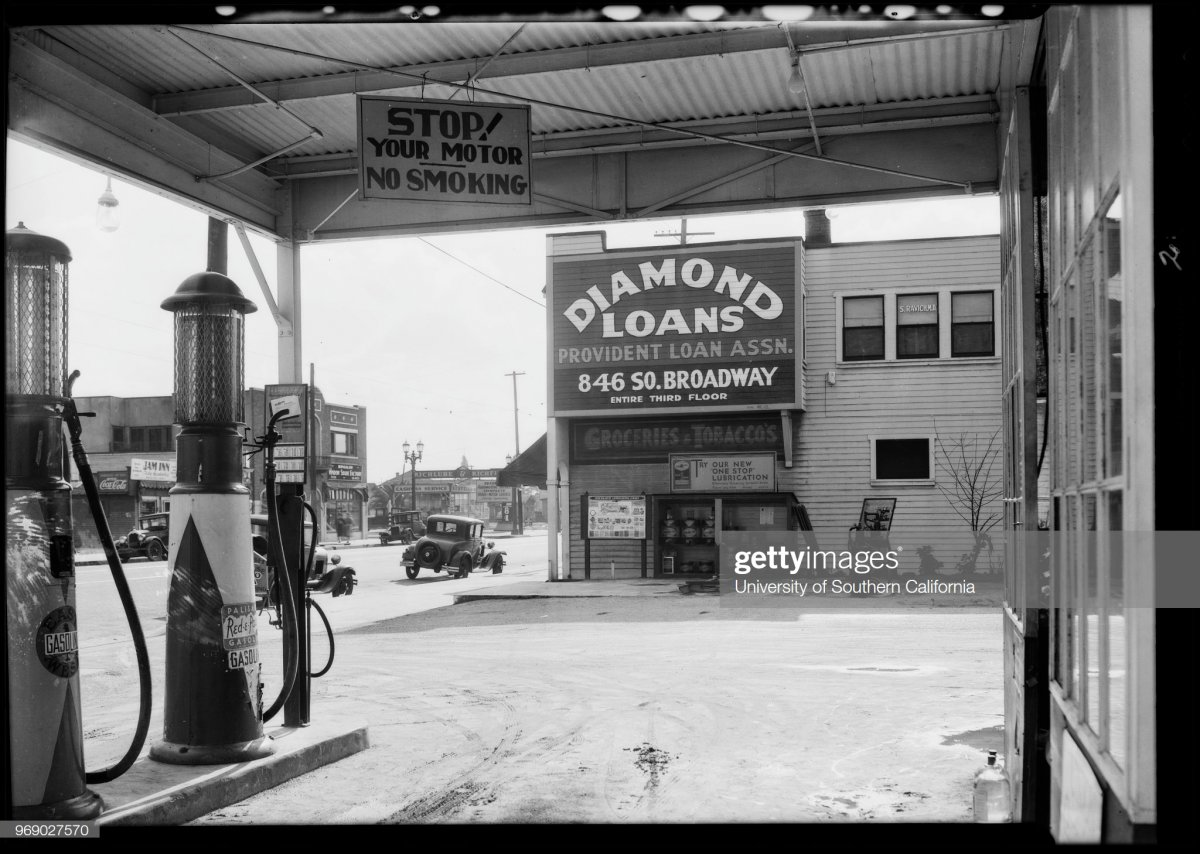 gas12 South Vermont Avenue, Los Angeles, CA, 1931.jpg