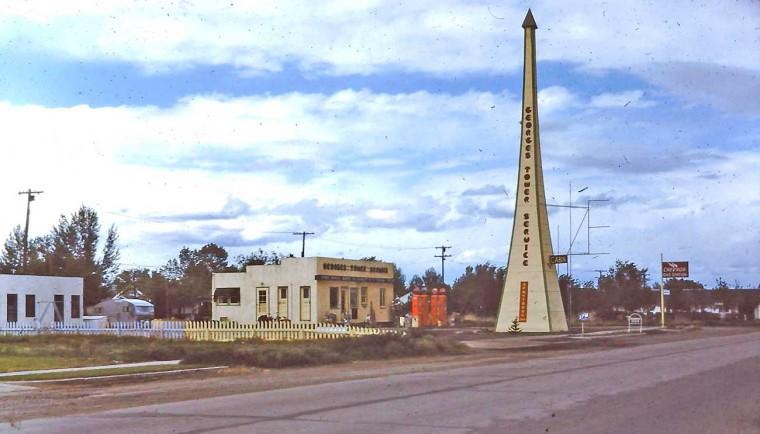 gas5 Georges Tower Service was located in Laurel, Montana 2.jpg