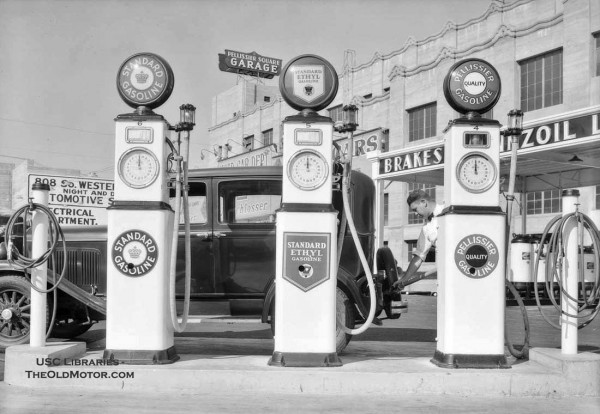 gas6 Pellissier Square Garage located at 828 South Western Avenue in Los Angeles 1.jpg