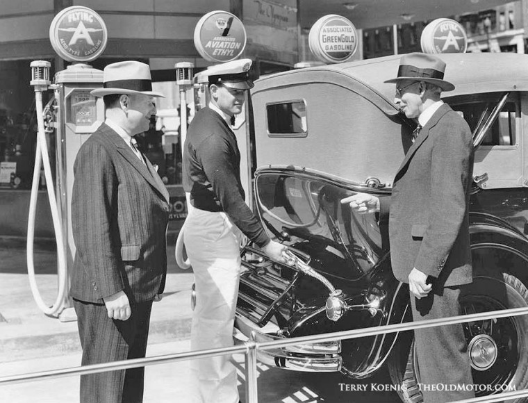 History - Images of vintage gas stations ~ pre 65 | Page 24 | The ...