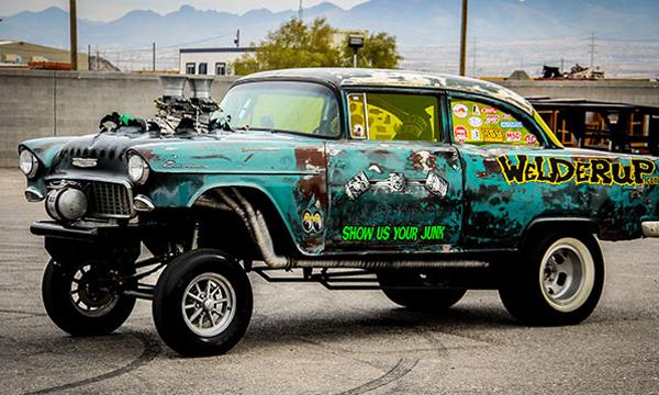 Las Vegas Rockabilly Weekend The H A M B