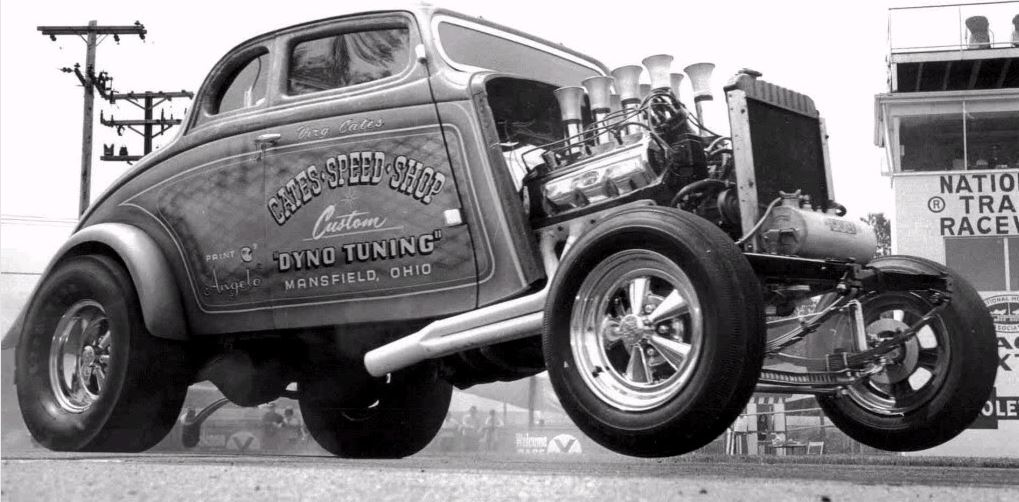 Gates Speed Shop and willys.JPG