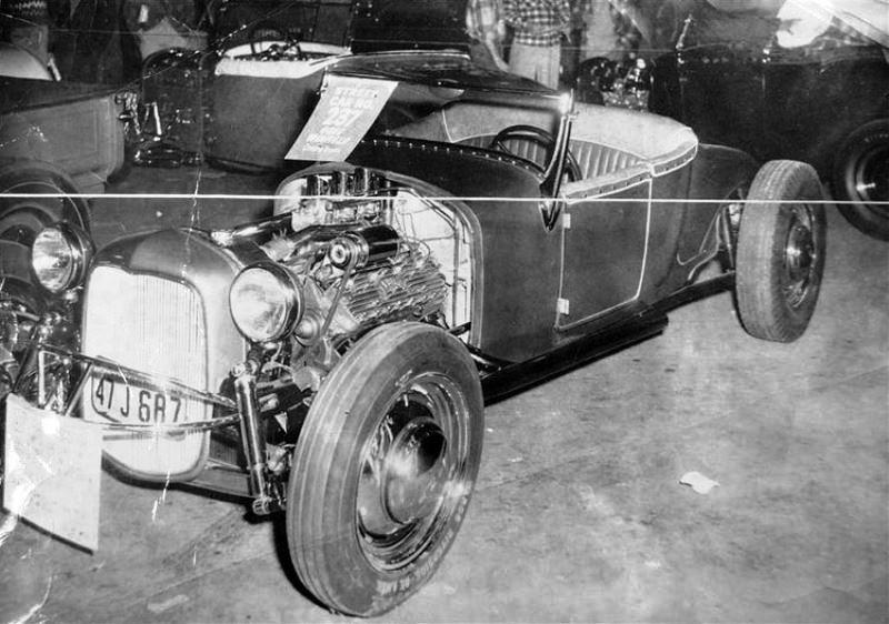 Gene Winfield 1927 Ford @ Oakland '50.jpg