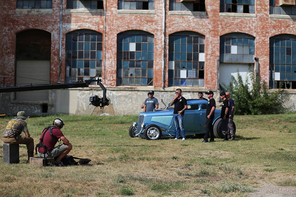 GMG - Bass '34 5wd - Shooting the reveal with the guys at The Cotton Mill in McKinney.jpg