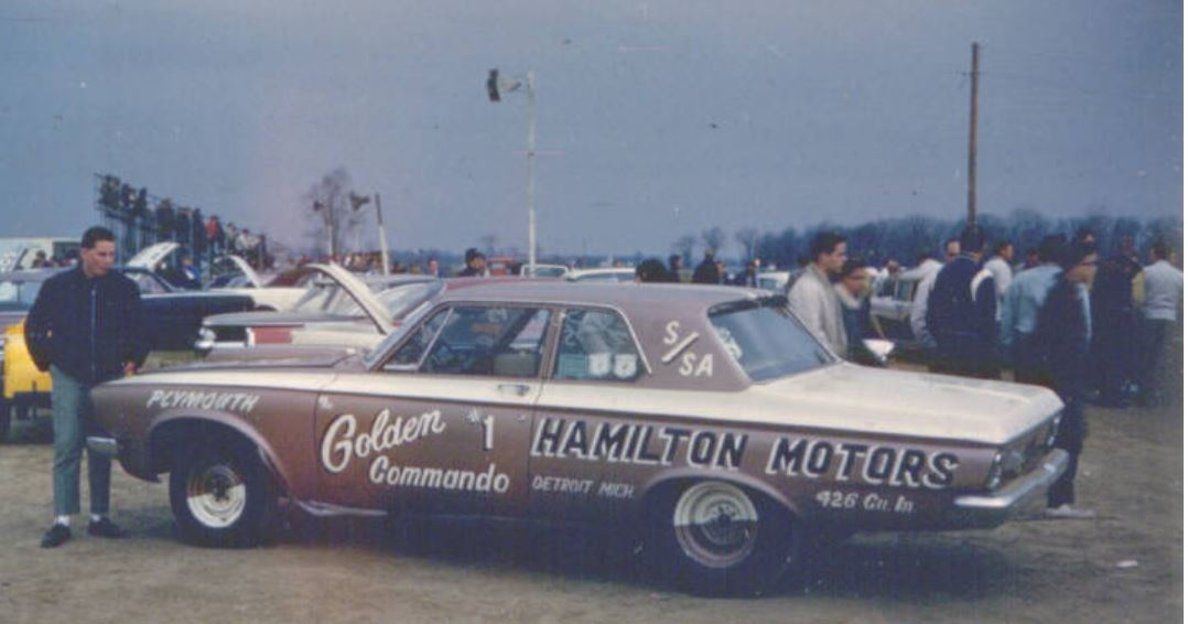 Golden Commandos 1963 at International Raceway Park outside Detroit.2.JPG