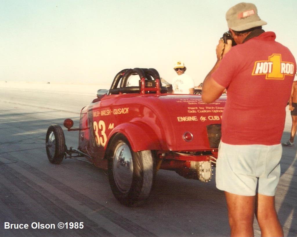 Gray Baskerville shooting #333 @ Speed Week '85.jpg