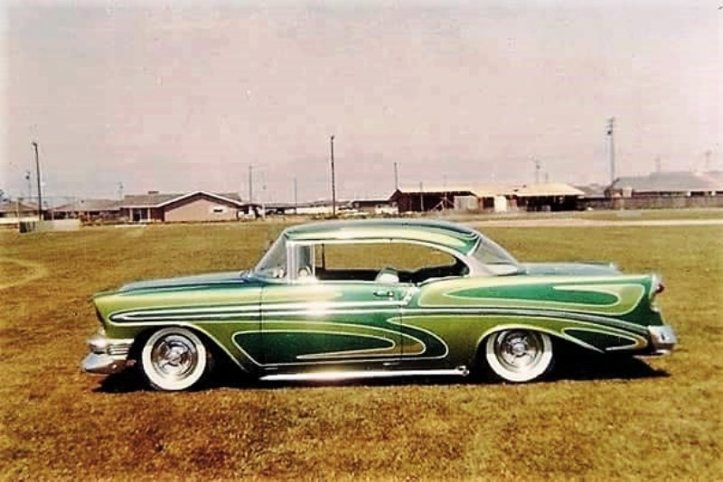 Greg Sargenti's 1956 Chevy painted by Donn Varner.jpg
