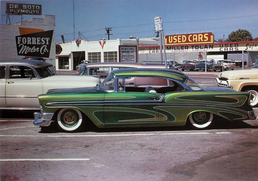 Greg Sargenti's '56 Chevy painted by Donn Varner.jpg