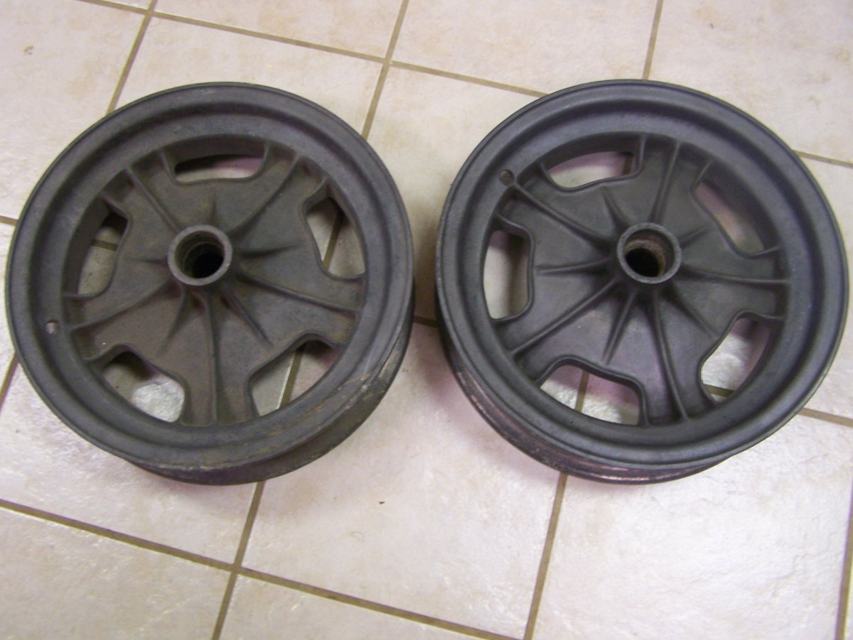 Colour Match For Alodized Magnesiumwheel Related Page 1 Alfa Romeo Magnesium Wheels I Think Youll Struggle To Get That Rpm Type Finish In The Uk
