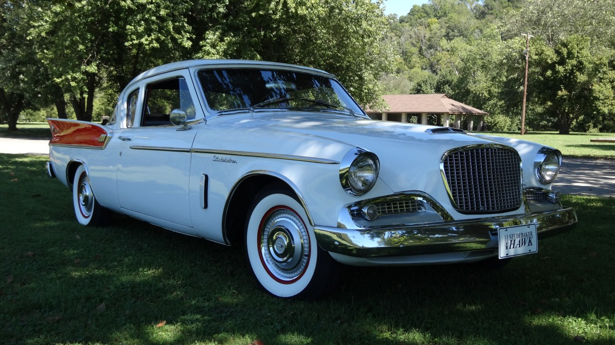 1960 Studebaker Hawk | The H.A.M.B.