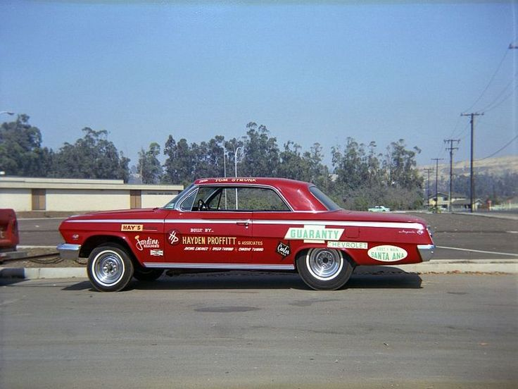 History Nhra Junior Stock Page 407 The H A M B