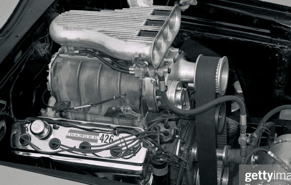 hemi  Mr. Norm's SFX-II 1965 Dodge Coronet..JPG