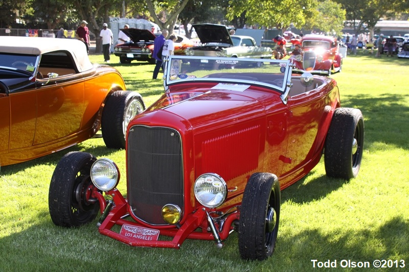 Henry Dana's  Deuce Roadster (Mooresville, NC) at '13 GGs WCNs.JPG