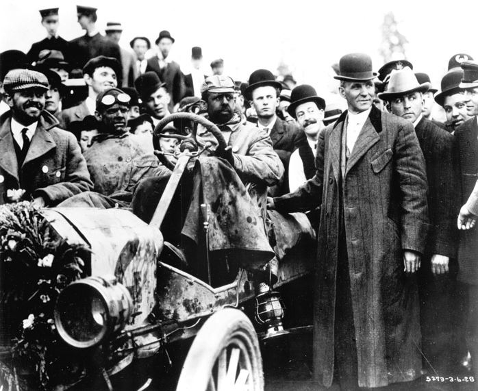 Henry Ford with Ford Model.JPG