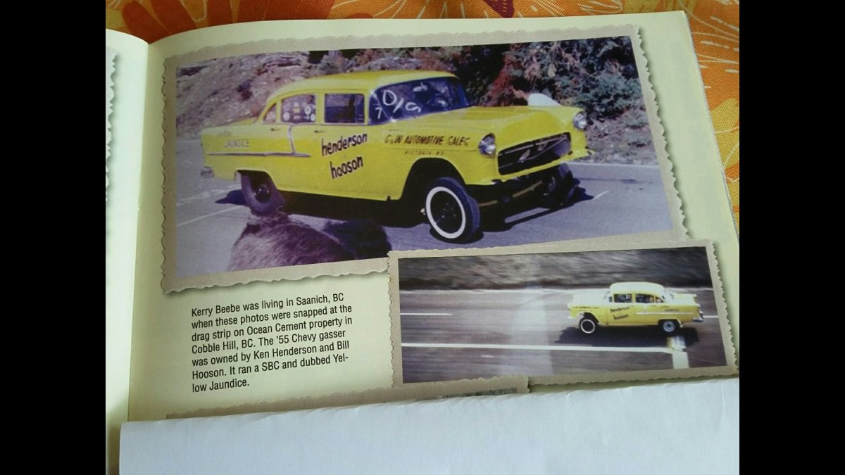 Hot Rods - Old \'gasser\' pics. | The H.A.M.B.