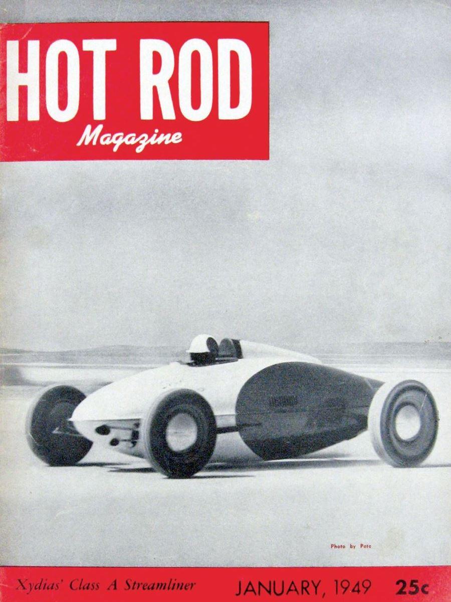 HOT ROD Magazine - January 1949 - Cover.jpg