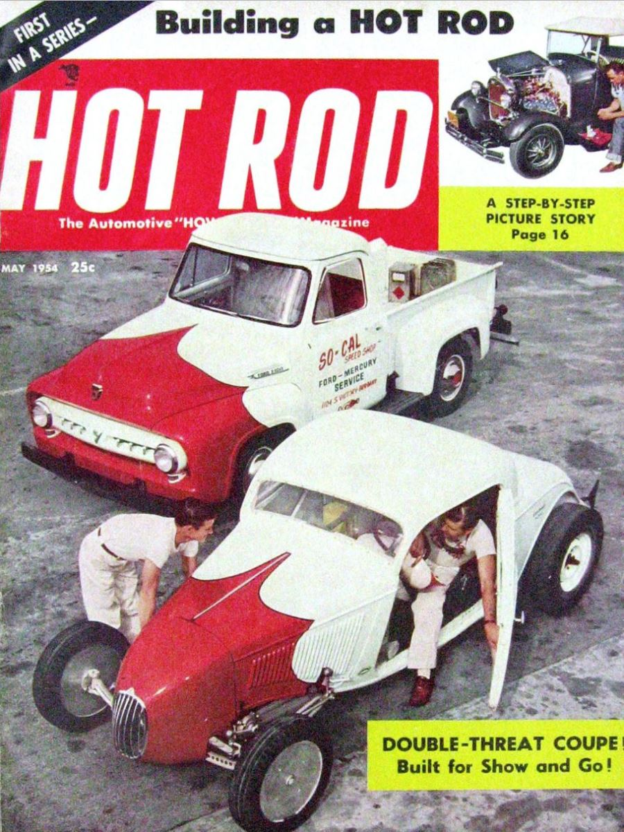 HOT ROD Magazine - May 1954 - Cover.jpg